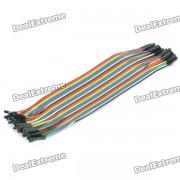 Jumper Linea 1P-1P - multicolor (40PCS Longitud / 20 cm)