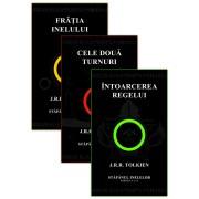 Trilogia Stapanul Inelelor (3 volume)