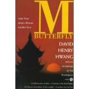 M Butterfly by David Henry Wang