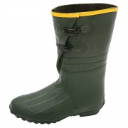 """SERVUS Insulated 16"""" Olive 2-Buckle Pac Boot - T357"""