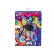 My Little Pony Equestria Girls Rainbow Dash Rockin Hairstyle