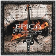 Epica - The Classical Conspiracy-Live in Miskolc,Hungary (CD)