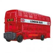 Puzzle di cristallo 59156 - London Bus