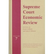 The Supreme Court Economic Review: v. 7 by Ernest Gellhorn