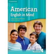 American English in Mind Level 4 Workbook by Herbert Puchta