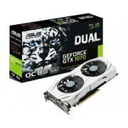 nVidia GeForce GTX 1070 8GB 256bit DUAL-GTX1070-O8G