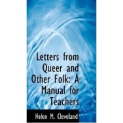 Letters from Queer and Other Folk by Helen M Cleveland