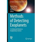 Methods of Detecting Exoplanets 2016 by Valerio Bozza