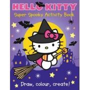 Hello Kitty Super Spooky Activity Book