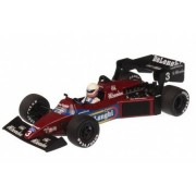 TYRRELL FORD 012 - nº3 GP Detroit USA 1984 - Martin Brundle