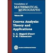 Convex Analysis by G.G. Magaril-Il'yaev
