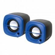 Sistem audio 2.0 Omega OG15BL 6W BLUE