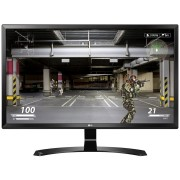 "LG 27"" Monitor IPS - 27UD58-B, IPS NTSC72% 16:9 4K UHD 3840x2160 5ms 5M:1 250cd 2x HDMI DP FreeSync, Black"