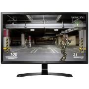 "LG 27"" Monitor IPS - 27UD58-B, IPS NTSC72% 16:9 4K UHD 3840x2160 5ms 5M:1 250cd 2x HDMI DP FreeSync, Black"