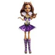 Monster High - Mas Vivas Que Muertas: Clawdeen Wolf, muñeca (Mattel Y0422)