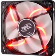 Ventilator carcasa DeepCool Wind Blade 120mm Red LED