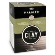 AMACO Marblex Self-Hardening Clay, 5-Pound, Grey