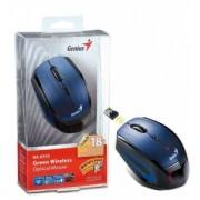 Mouse Wireless Genius NX-6550 Optic Albastru