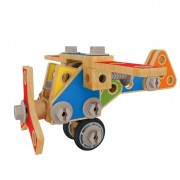 Hape meester bouwer set E3081