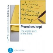Promises Kept by Carl Laferton