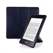 Husa flip Kindle Amazon Oasis, negru