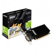 Placa Gráfica MSI GT 710 LP 1Gb DDR3 912-V809-2061
