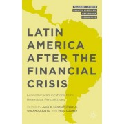 Latin America After the Financial Crisis: Economic Ramifications from Heterodox Perspectives