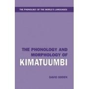 The Phonology and Morphology of Kimatuumbi by Associate Professor of Linguistics David Odden