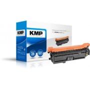 Cartucho de tóner remanufacturados KMP Premium para HP CE402A - Amarillo