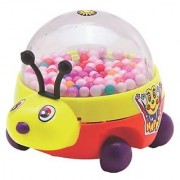 Happy Beetle Push and Pull Along Toy