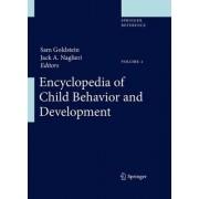 Encyclopedia of Child Behavior and Development by Sam Goldstein