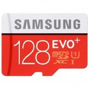Cartão de Memória Samsung Evo Plus MicroSDXC - 128GB