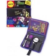 Trusa cu accesorii pentru spionaj Alex Toys