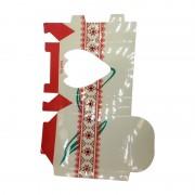 SET 500 BUC. MARTISOARE 12 MODELE -COSAR, TRIFOI, GHIOCEL, INIMIOARA METALICE