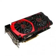 MSI Radeon R9 380 Scheda Video, Nero/Rosso
