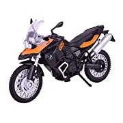 "Motormax GOTZMM762451 1:18 Scale ""BMW F800GS"" Die Cast Model Car"