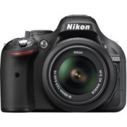 Nikon D5200 (Body with AF-S DX NIKKOR 18-55 mm F/3.5-5.6G VR II Lens) DSLR Camera