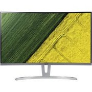 Monitor Acer ED322Qwmidx 80cm (31.5) Curved 1800R ZeroFrame 16:9 4ms 100M:1 ACM 250nits VA LED DVI HDMI Speakers Audio out EURO/UK EMEA MPRII White Acer EcoDisplay, 2 years