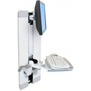 Ergotron StyleView Vertical Lift, Patient Room