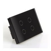 4 Button Touch LED Light Switch