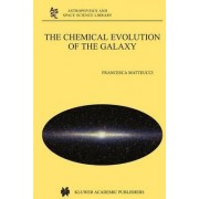 The Chemical Evolution of the Galaxy by Francesca Matteucci