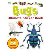 Bugs Ultimate Sticker Book by DK