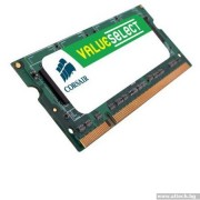 SODIMM, 2GB, DDR3, 1333MHz, CORSAIR, CL9 (CMSO2GX3M1A1333C9)