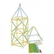 Jucarie eco din lemn Set de constructie Architetrix Hape