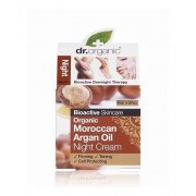 Dr. Organic Éjszakai Arcápoló Krém Bio Marokkói Argán Olajjal 50 ml