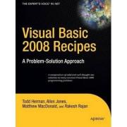Visual Basic 2008 Recipes by Todd Herman
