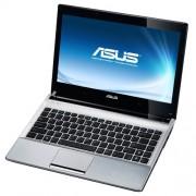 Asus U30JC-QX180V Portatile, Schermo 13.3 Pollici, 2000 MHz, Windows 7 Home Premium, Argento