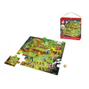 Jungle Snake Giant Puzzle Game