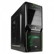 Carcasa Aerocool V3X Advance Evil Green Edition