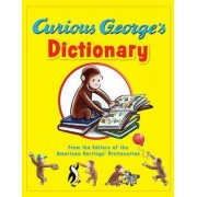 Curious George's Dictionary by American Heritage